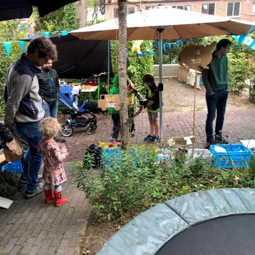 Recyclefeest groot succes