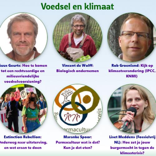 Online duurzaamheids-festival 2021