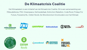 Klimaatalarm in Arnhem (of vanuit huis) @ Arnhem | Arnhem | Gelderland | Nederland